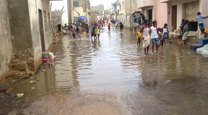 """Qu'en est-il des récents travaux de réfection de route à Cambérène """"Tally Ndiaga Mbaye""""? Ont-ils donné satisfaction?"""