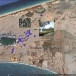 Exemple de projet à envisager au niveau des zones inondables. (Cliquer pour une vue plus large)